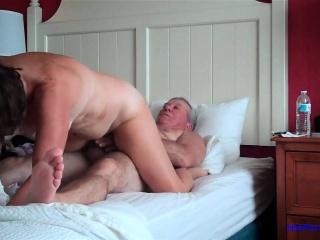 Порно видео женский оргазм поза 69