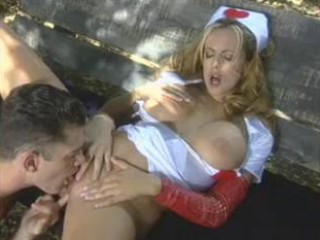 Porno Video of Stormy Daniels In Trailer Trash Nurses