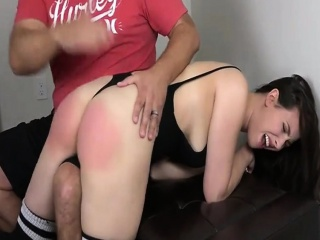 Ass Punishment for my sub Kristen 19