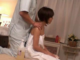 Porno Video of Japanese Massage Fuck 42