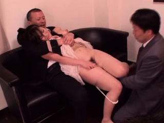 Young Wife Who Was Violated In Front Of Husband