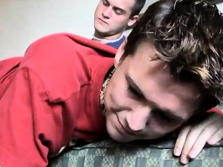 Spanking methods male on male gay Joshuah Gets It Rough From
