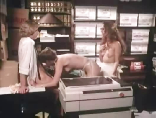 Porn Tube of Classic Mature Milf Office Sex