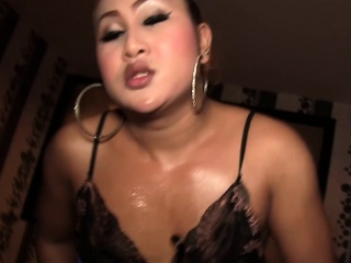 Amateur Shemale Ass-To-Mouth Bareback