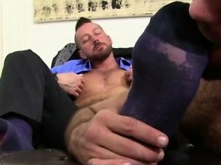Hot gay daddy feet toon tumblr Ricky is coerced to smell Hug