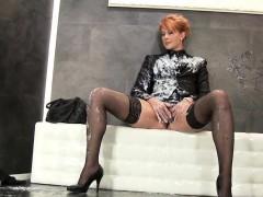 Жесткий оргазм русских девушек домашнее порно видео