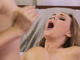 Tanya taught Skylar how about to lick a pussy