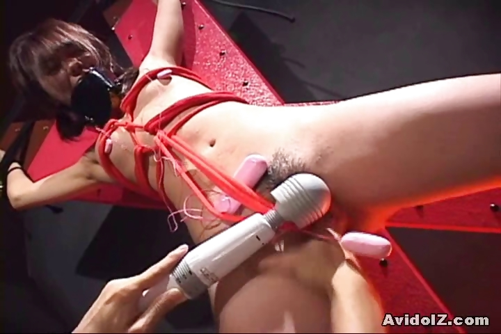 Porno Video of Maho Sawai Bondage Japanese Action