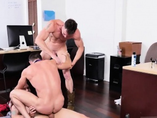 Naked straight men having gay sex movies and muscle man stra