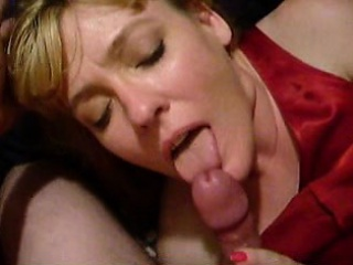 Mature cumshot in mouth Millie from 1fuckdatecom