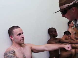 Old gay army men and army men fuck boy Yes Drill Sergeant!
