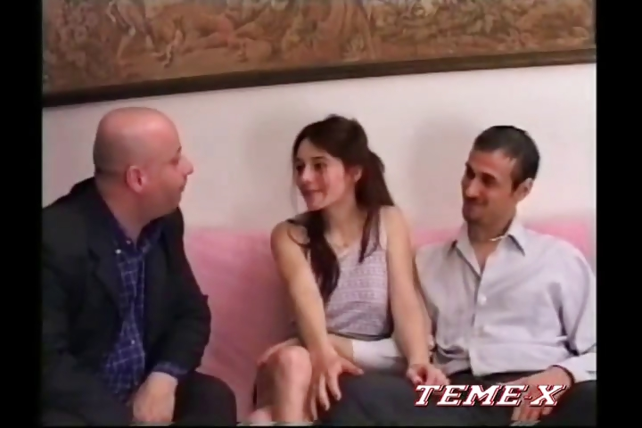 Sex Movie of Italian Threesome First Time !!!