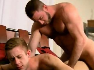 Muscle samoan porn and sex boys gay twin The fur covered dad