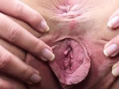 Порно большая пробка в анале