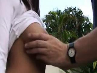 Wild asian giant tits Mika from 1fuckdatecom