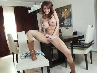 joslyn james  country gal with boots!