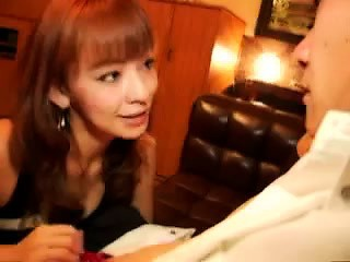 horny boy has a ravishing japanese babe satisfying his need