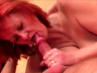 Mature redhead desires to be pleased