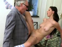 секс с горячей секретаршей