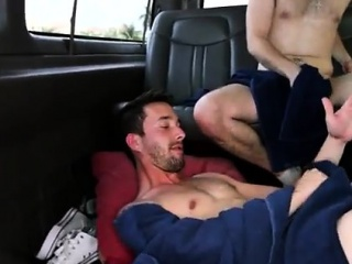 Hairy naked broke men gay Dude With Dick Piercing gets Ass O