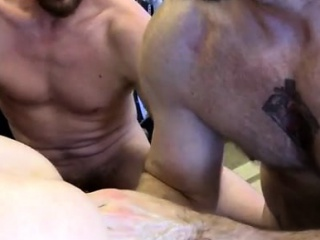 Old man boy gallery gay sex Caleb watches his pouch erect wi