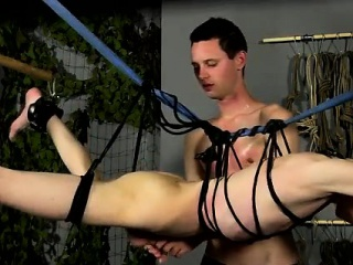 Gay bondage free video and mexican guy in bondage Jerked And