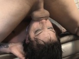 Brunette luna panda getting dat face plumbed on da sofa   Very Hard Sex Updates