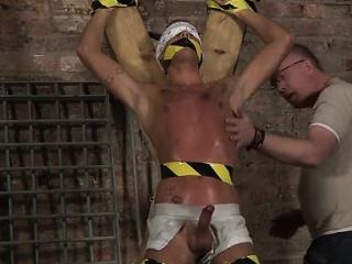 Naked movietures of bondage and extreme gay bondage sex stor