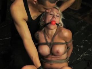 Порно бдсм с монстрами хардкор