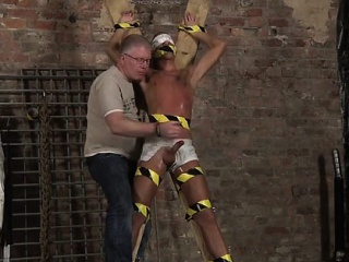 Nude gay extreme bondage movie New marionette stud Kenzie ha