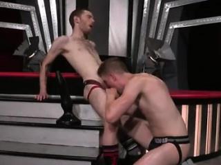 Penis gay sex xxx boys Slim and slick ginger hunk Seamus OR