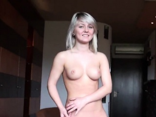 casting doll leaves after hardcore sex and anal fucking