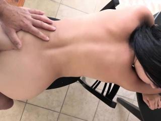 annika eve seduces and fucks with horny dad