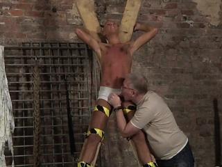 Teen guys bondage and asian gay nude bondage Hes bound up t