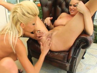 fist flush presents clara g and mandy bright in a lesbian