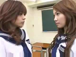 Porn Tube of Japanese Lesbian