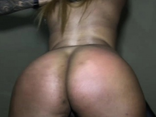 thick phat leona banks gnagbang threesome style
