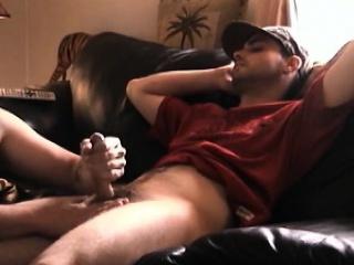 straight boy casey wants a blowjob