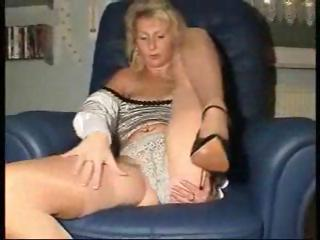Porno Video of Horny French Amateur Housewife Spreads Her Pussy For A ...