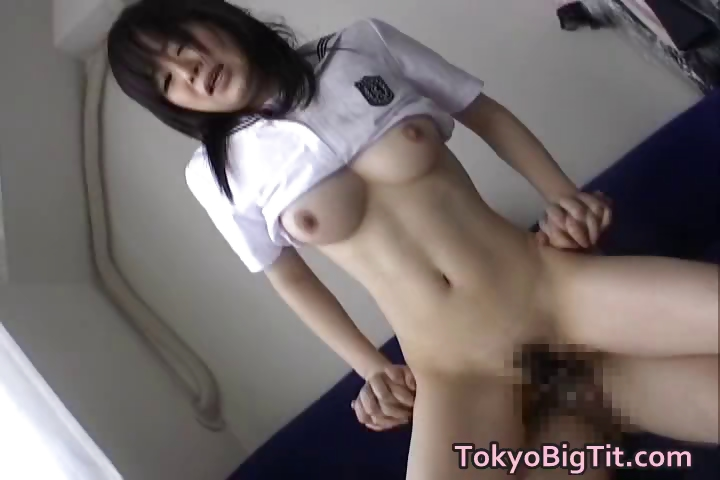 Porn Tube of Chisa Hoshijima Asian Teen Model Gets Part3