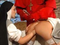 Грязные монахини компиляция