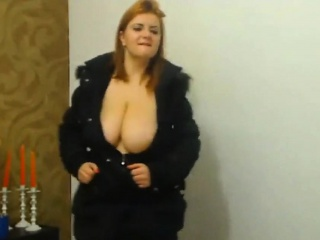 sexy dancing huge boobs girl wit from spicygirlcam,com