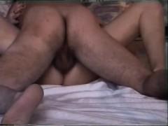 Секс с брюнеткой с очень короткой стрижкой