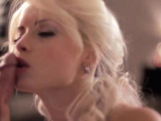 blonde fellucia blowjob queen