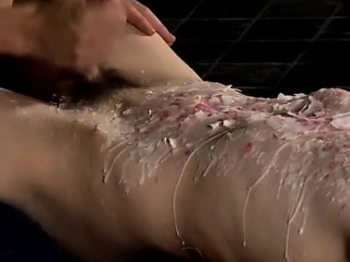 Nude young boy bondage drawing and gay males in bondage elec