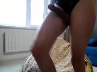 Vica trips her dildo free cumshot that is difficult to a ha
