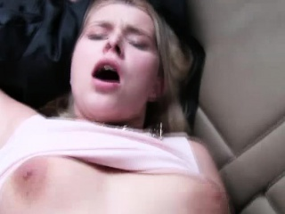 beautiful hitchhiker nikki gets a helping hand and fucked