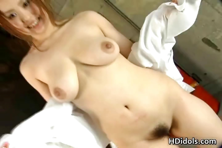 Porn Tube of Japanese Idol Yui Aoyama Showing Her Big Part5