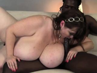 lexxxi luxe blowjob riding big black rod interracial