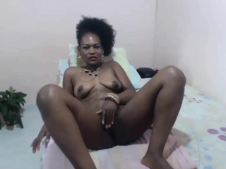 black pussy with gadgets inside them